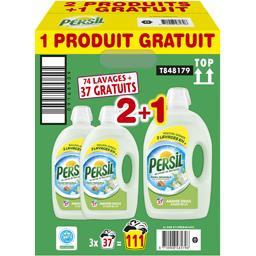 Persil Lessive liquide amande douce les 2 bidons de 2,59 l