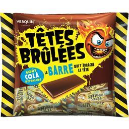 Bonbons Têtes Brûlées goût cola