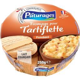 Pâturages Fromage pour tartiflette, 27% MG le fromage de 250 gr