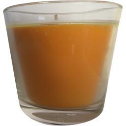 Bougie parfumée citron vanille