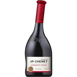 J.P. Chenet J.P. Chenet Cabernet syrah, vin de pays d'Oc, vin rouge la bouteille de 75cl