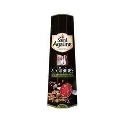 Spécialité de saucisse aux graines gourmandes
