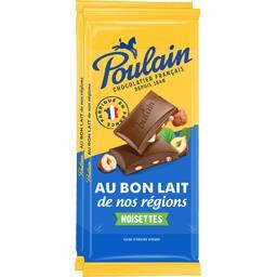 Chocolat Au Bon Lait noisettes