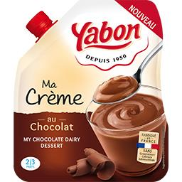 Ma Crème au Chocolat