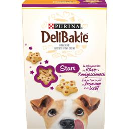 Biscuits Stars goût fromage/bœuf pour chien