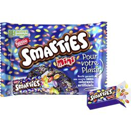 Mini bonbons chocolat au lait dragéifiés