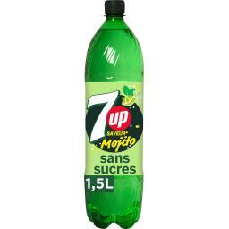 Soda Free saveur Mojito zéro sucres