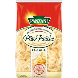 Panzani Panzani Pâte Fraîche - Farfalle le sachet de 400 g