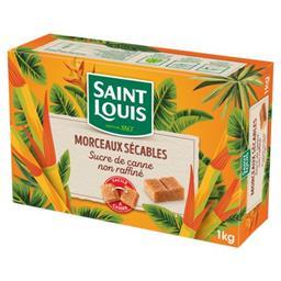Saint Louis Saint Louis Sucre de canne non raffiné la boite de 1 kg