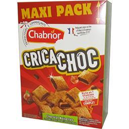 Crica Choc' chocolat noisette