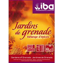 Enveloppe parfumée pour petits espaces Jardins de Gr...