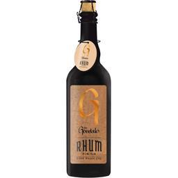 La Goudale La goudale Bière G Rhum Finish la bouteille de 75 cl