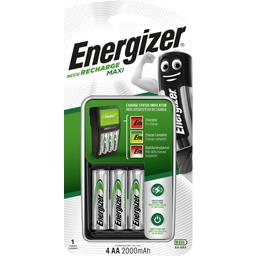 Chargeur compact de piles AA et AAA