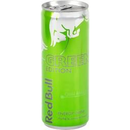 Boisson énergisante Green Edition goût kiwi pomme