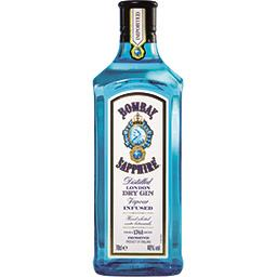 Bombay Sapphire Distilled London Dry Gin Vapour Infused