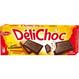 Délichoc - Biscuit chocolat noir
