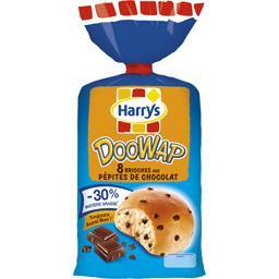 Doo Wap - Brioches aux pépites de chocolat