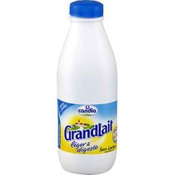 Grandlait - Lait léger & digeste demi-écrémé sans la...