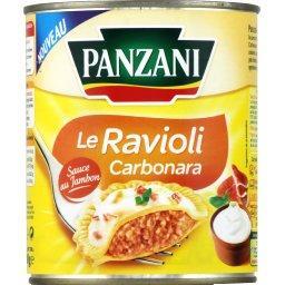 Le Ravioli Carbonara