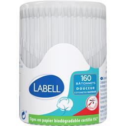 Coton-tiges en papier biodégradable