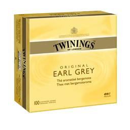 Sachets the earl grey x100
