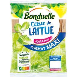 Bonduelle Bonduelle Cœur de laitue format Maxi le paquet de 280 g
