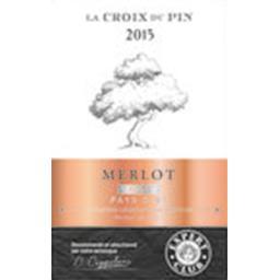 Vin de Pays d'Oc - Merlot, vin rosé