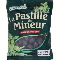 La Pastille du Mineur aux extraits de plantes