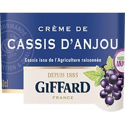 Crème de cassis d'Anjou