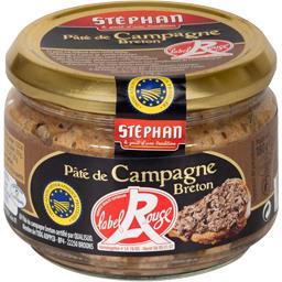 Stéphan Stéphan Pâté de campagne breton Label Rouge le pot de 180 g
