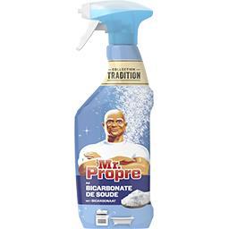 Mr. Propre Mr Propre Tradition, nettoyant multi-usages au bicarbonate Le spray de 500ml