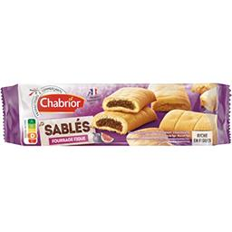 Biscuits Sabléo au cœur moelleux figues