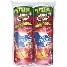 Pringles Pringles Pétales salées Original les 2 paquets de 175 g