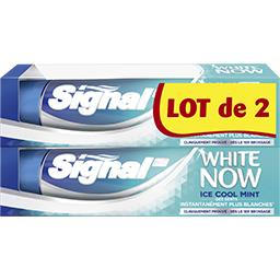 White Now - Dentifrice Ice cool Mint