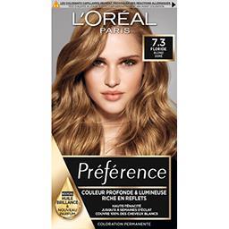 Récital Préférence - Coloration blond doré Floride V