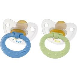 Sucettes silicone Happy Taille 1