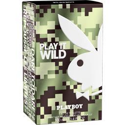 Eau de toilette Play it Wild pour lui
