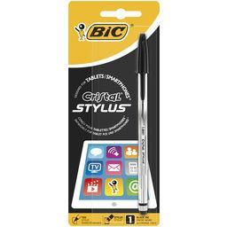 Bic Bic Stylo bille Cristal Stylus noir le stylo