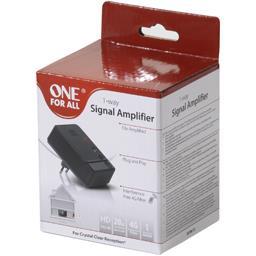 Amplificateur de signal 1 sortie +20DB filtre 4G Full HD