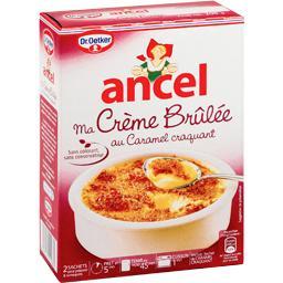 Ancel - Ma Crème Brûlée au caramel craquant