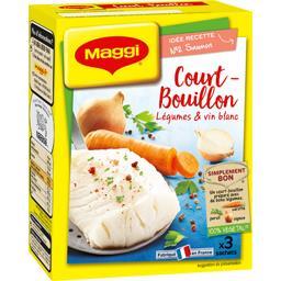 Maggi Maggi Court-bouillon légumes & vin blanc les 3 sachets de 50 g