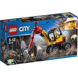 City - L'Excavatrice avec marteau-piqueur 5-12