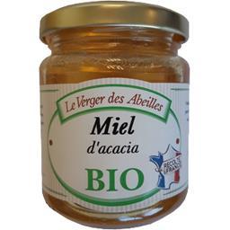 Le Verger des Abeilles Le Verger des Abeilles Miel d'acacia BIO le pot de 250 g