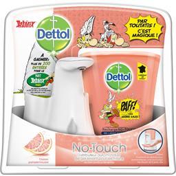 Dettol Dettol Distributeur automatique de savon No-Touch pamplemousse le distributeur de 250 ml
