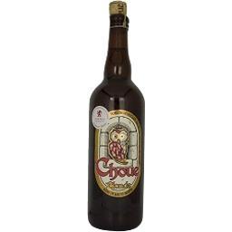 Choue bière blonde