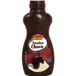 Nappage au chocolat Sundae Choco