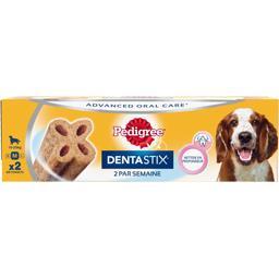 Pedigree Dentastix - Friandise taille M : 10-25 kg pour chien...