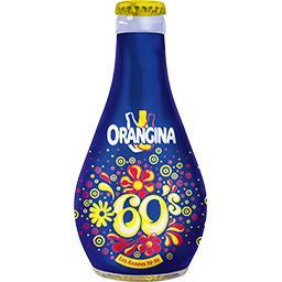Orangina Orangina Soda aux fruits - EDITION COLLECTOR la bouteille de 25 cl