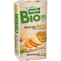 Galettes maïs BIO