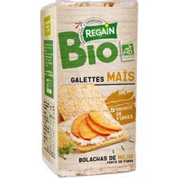 Galettes de maïs BIO